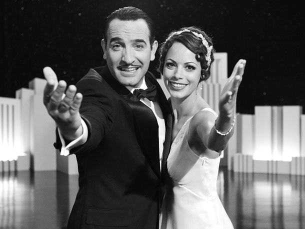 The Artist, Jean Dujardin | Just when you thought Uggie's 15 minutes were up, The Weinstein Company re-releases this year's Best Picture winner nationwide for Mother's Day weekend. Because we…