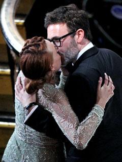 Oscars 2012, Berenice Bejo, ...