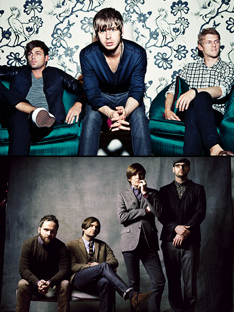 Foster the People, Death Cab For Cutie | Torches , Foster the People The Hit Songwriter: ''They're up against a bunch of titans in there, so it's going to be hard. But I…