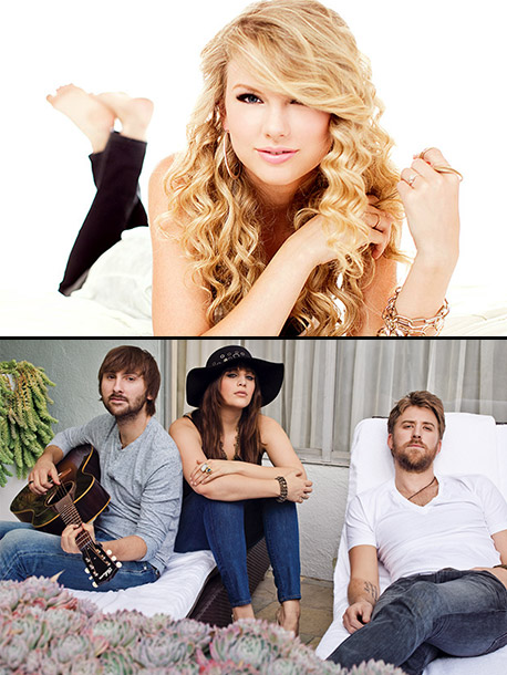 Taylor Swift, Lady Antebellum | Speak Now , Taylor Swift The Hit Songwriter: ''I love her album. I think that's actually her best album. She's had big songs before, but…