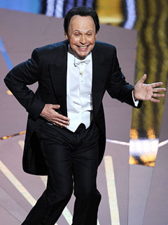 Oscars 2012, Billy Crystal