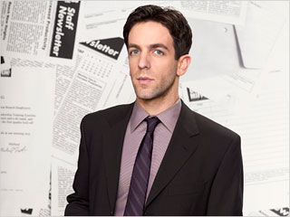 Bj Novak Office