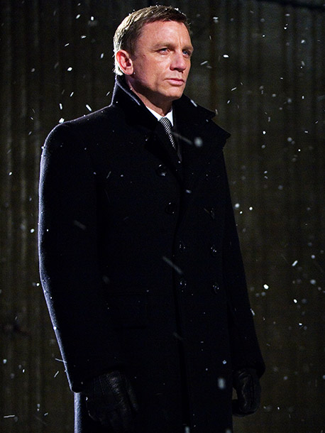 Skyfall 's plot is so top secret—it supposedly has something to do with 007 (played once again by Daniel Craig) losing faith in spy boss…