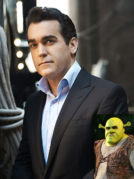 There's certainly nothing ogre-ish about d'Arcy James, but that makes his Tony Award-nominated transformation into Shrek for the stage version of the popular movie even…