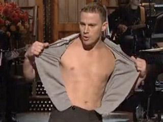 Channing Tatum SNL