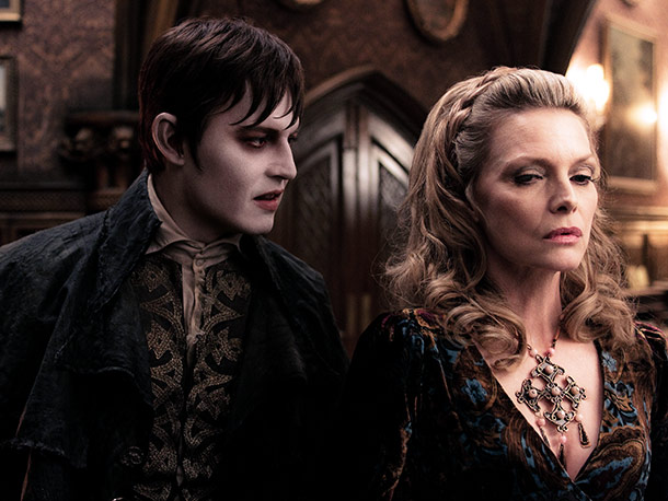 When he was a boy, Johnny Depp remembers, he'd race home from school to catch episodes of the 1966?71 gothic soap opera Dark Shadows ,…