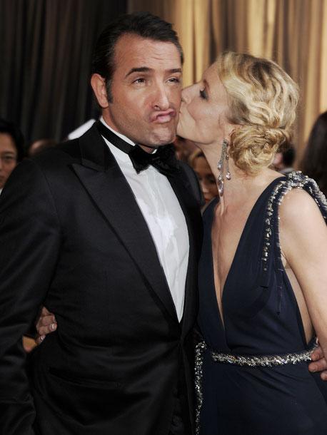 Jean Dujardin, Oscars 2012