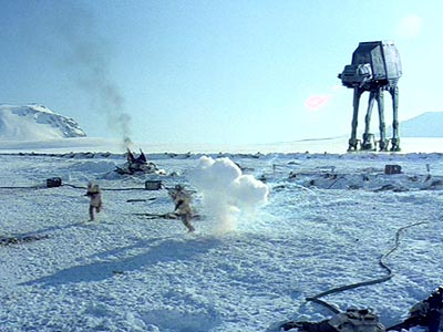 Star Wars: Episode V - The Empire Strikes Back | Episode V — The Empire Strikes Back The Rebels had found a pretty decent hiding spot in the ice planet Hoth. At least until those…