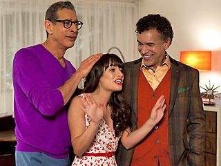 Glee, Jeff Goldblum, ...