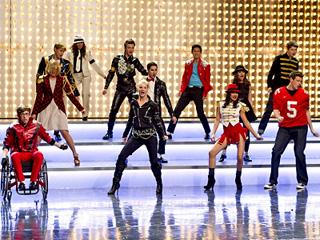 Glee, Chord Overstreet, ...