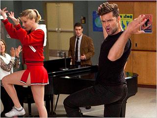 Glee Ricky Martin