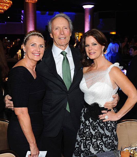 Clint Eastwood, Marcia Gay Harden