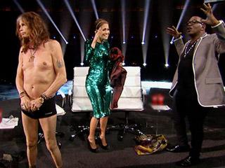 Idol Steven Tyler Naked