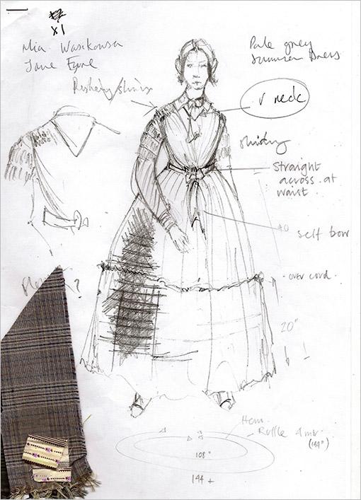 Jane Eyre Sketch