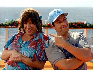 FAMILY FEUD Adam Sandler and... Adam Sandler in Jack and Jill