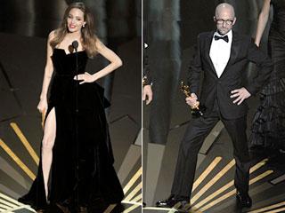 Oscars 2012, Angelina Jolie