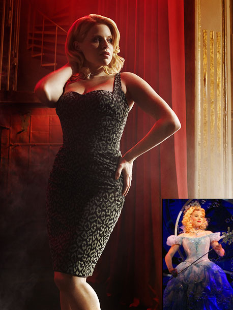Smash | Recognize Hilty from somewhere? Take your pick. Broadway frequenters will know her as Glinda from Wicked or Doralee Rhodes from 9 to 5: The Musical…
