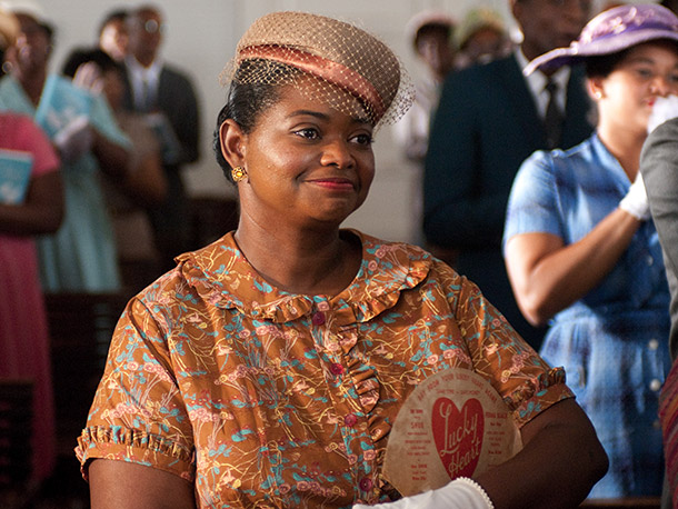 Octavia Spencer, The Help | What Owen said: ''Set in Jackson, Miss. — the middle-class heart of the Deep South — The Help is Aibileen's story, and it's also the…