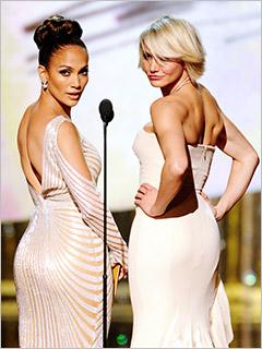 Oscars 2012, Cameron Diaz, ...