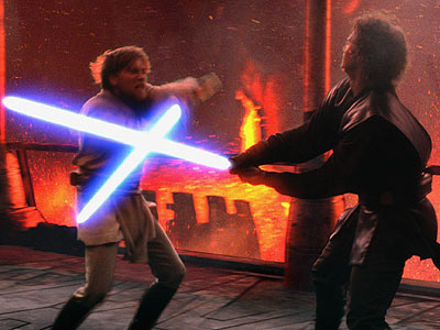 Star Wars: Episode III - Revenge of the Sith | Episode III — Revenge of the Sith And here's the most important fight in Star Wars history. We knew it was coming, the moment when…