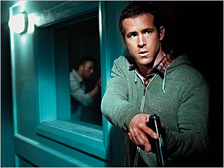 UNLIKELY ALLEGIANCE Ryan Reynolds plays a rookie operative in Safe House