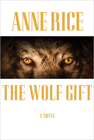 'WOLF' BITE Rice ditches her usual species of vampires and witches in favor of werewolves in The Wolf Gift