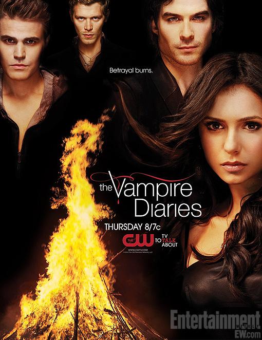 Vampire Diaries Ad