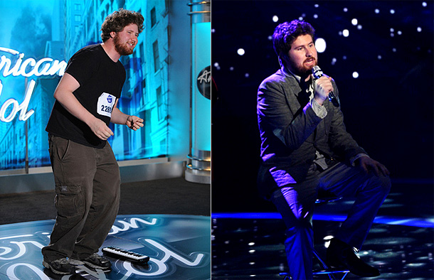 American Idol | He didn't want to trim his bushy red beard, but after being brought back from the abyss by the judges' save at top 11, Casey…