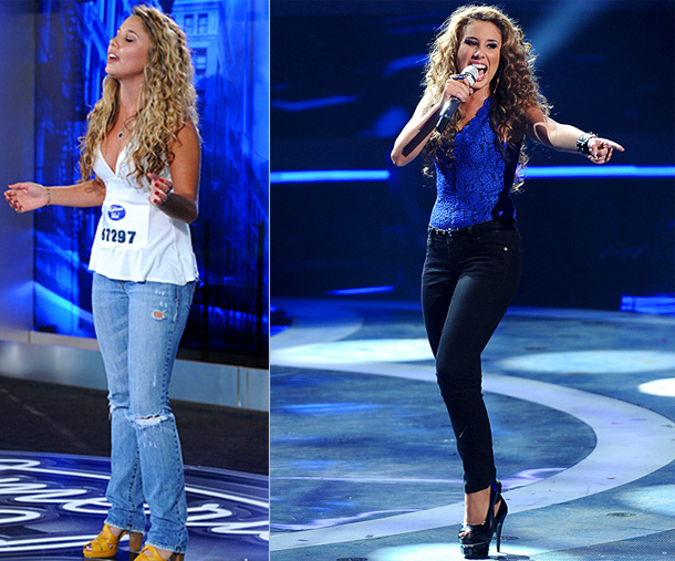 American Idol | Haley Reinhart began her season 10 journey as a retro hippie-chick in Milwaukee, but by the time she was eliminated in third place, she had…