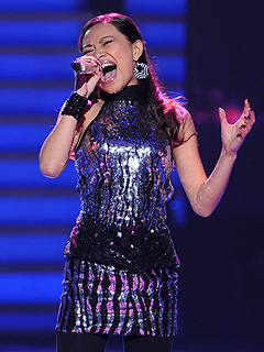 American Idol Jessica Sanchez