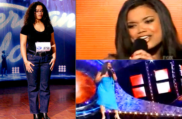 American Idol | Kimberly Locke, with her geeky glasses and mop of unruly hair, looked every bit the future law-school student she was at her audition. By the…