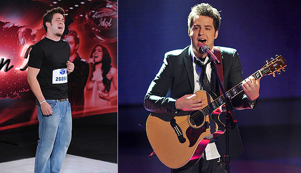American Idol | Lee DeWyze, a dude who never met a beanie he didn't like, dressed simply for his Chicago audition in a black T-shirt and jeans. Eventually…
