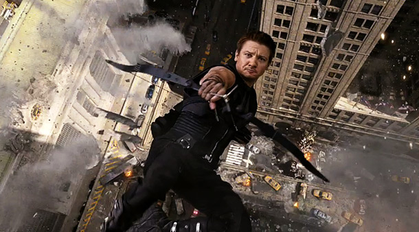The Avengers | There is a lot of falling in this trailer. Almost everybody plummets at one point or another, but this is one of the more memorable…