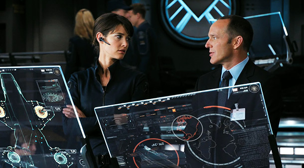 The Avengers | One of the other new additions to the Marvel movie universe is How I Met Your Mother actress Cobie Smulders as S.H.I.E.L.D. agent Maria Hill,…