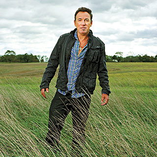 ANTHEMIC ALBUM Known for penning tunes with patriotic undertones, Springsteen's latest uses the recession as musical inspiration