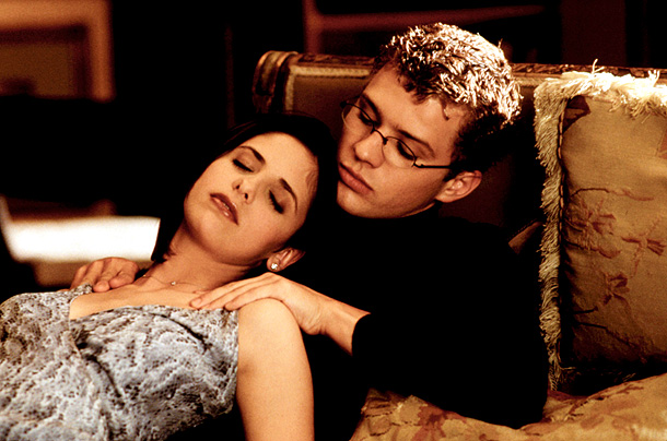 The Couple: Kathryn Merteuil and Sebastian Valmont ( Cruel Intentions ) The Players: Sarah Michelle Gellar and Ryan Phillippe Creepiness factor: 4 out of 5…