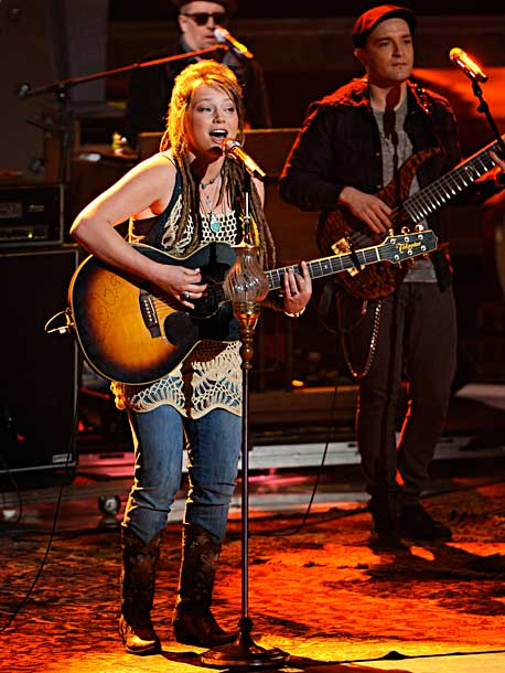 Crystal Bowersox, American Idol | Bowersox had it all. She was a musician, a beautiful, soulful singer, and a songwriter. She brought original interpretations to all the covers she sang…