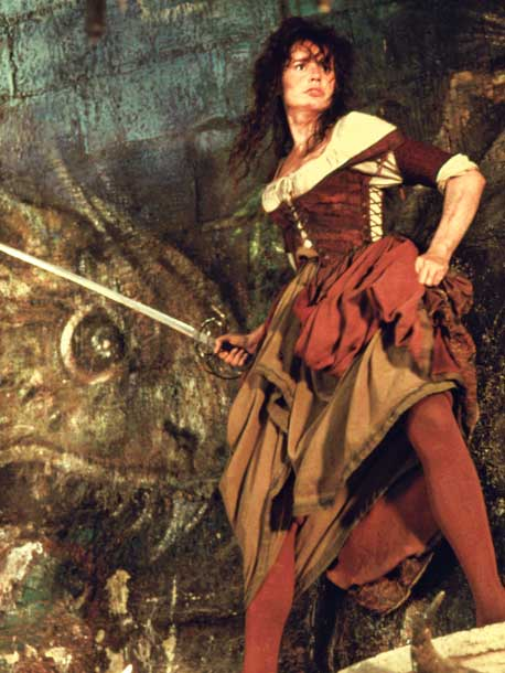 Geena Davis, Cutthroat Island | Cost: $98 million Made: $18.5 million What went wrong: This swashbuckling romp starring Geena Davis tanked due to lukewarm reviews and a nearly non­existent marketing…