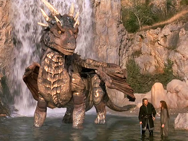 Fearsome Rating: 6 The last of his race, Draco is a creature of impossibly noble bearing. The digital effects in Dragonheart haven't aged too well...…