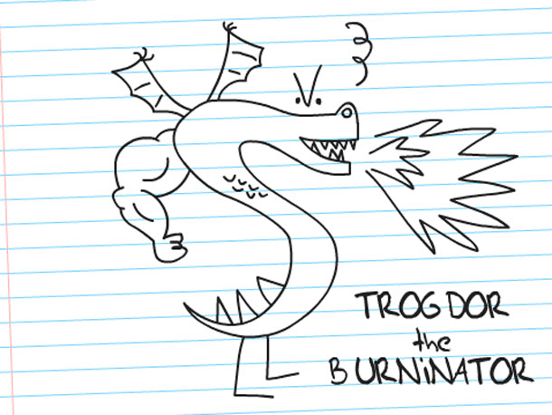 Fearsome Rating: 7 The most beloved character of proto-viral early '00s sensation homestarrunner.com franchise, Strong Bad was at his best when he led a mini-seminar…