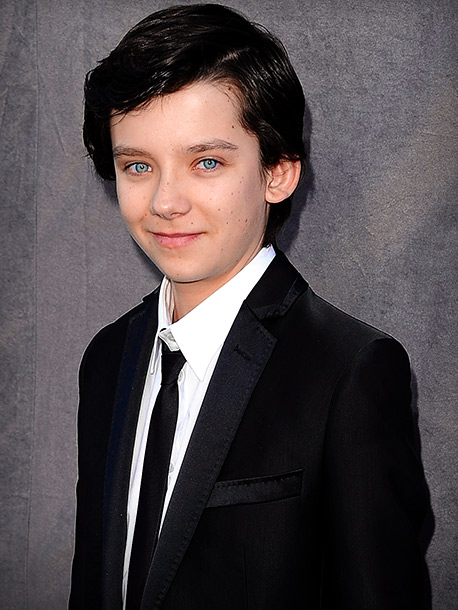 Asa Butterfield | The Hugo star will portray Ender Wiggin, the central character in Orson Scott Card's novel, which is set in the near future. Ender, a brilliant…