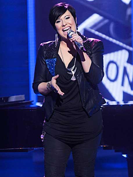 Erika Van Pelt, American Idol | Idol fans and pundits wondered if season 11 would finally be ''the year of the woman,'' but those hopes began to crumble when Erika Van…