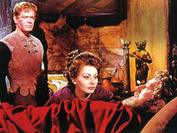Sophia Loren, Alec Guinness, ... | Cost: $19 million Made: $4.8 million What went wrong: The historical epic (the ''Battle of the Four Armies'' scene alone required 8,000 extras) cost nearly…
