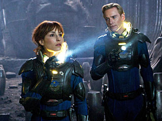 FIRST LOOK PROMETHEUS