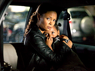 ACTS OF KINDNESS Thandie Newton and Jordenn Thompson in Tyler Perry's Good Deeds