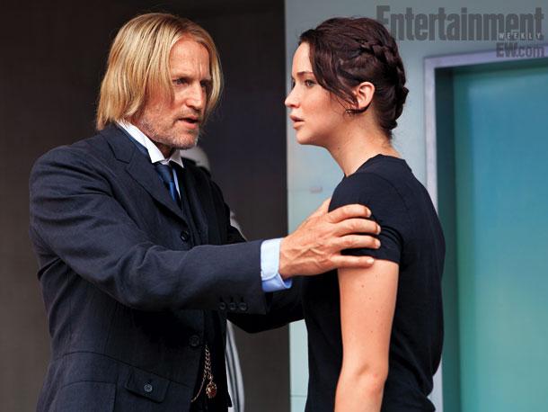 The Hunger Games, Jennifer Lawrence, ...