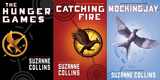 Hunger Games' books: More than 36.5M in print in the U.S. alone   EW.com
