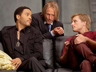 The Hunger Games, Josh Hutcherson, ...
