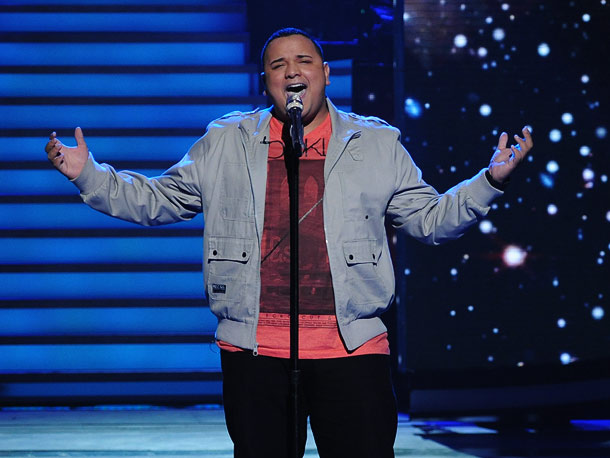 American Idol   Here's a teen now! The emotional hug monster from Florida is J. Lo's wild-card pick. ''America, meet Jeremy. Jeremy, meet America,'' boomed Randy after Jeremy's…