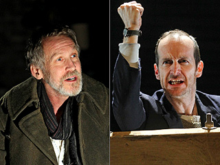 AN ILIAD Stephen Spinella and Denis O'Hare